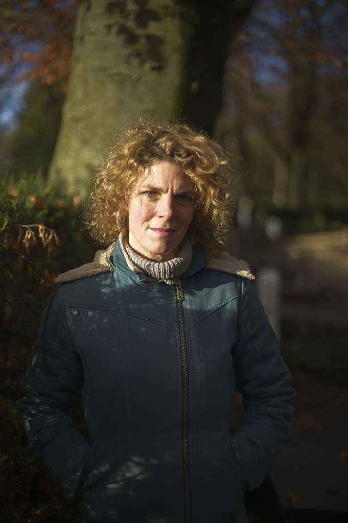 Portret Femke Mostert