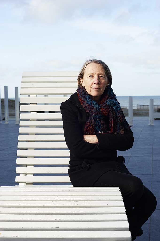 Portret Lieve Thienpont