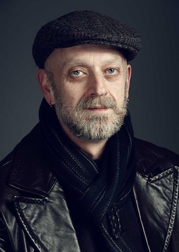 portret van Graham